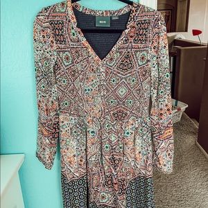Anthropologie Dress By Maeve!!